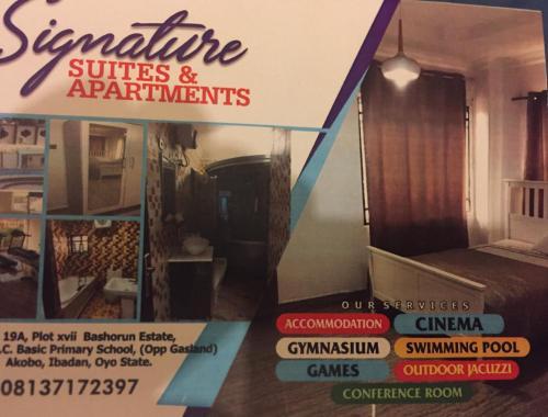 Royal Signature suites and apartments, Lagelu