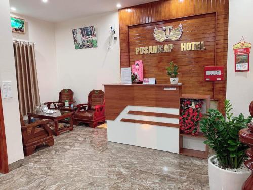 Khach san Pusamcap, Lai Châu