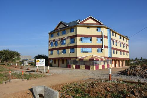 THE ROUTE HOTEL, Laikipia West