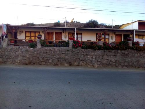 Hostal Las Vizcachas, Parinacota