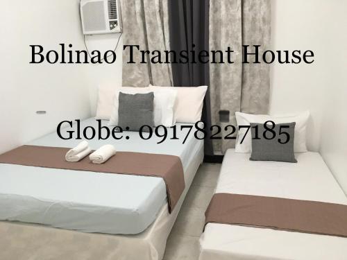Bolinao Transient House, Bolinao