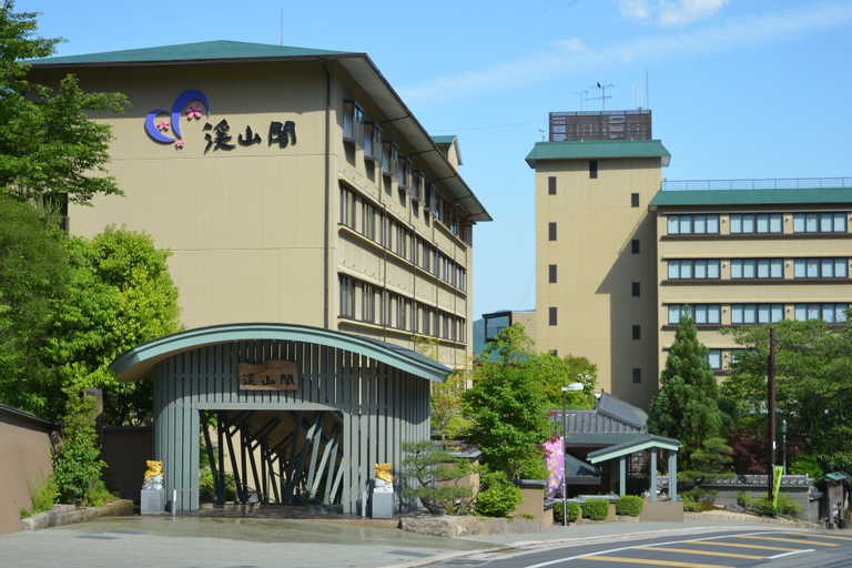 Keizankaku, Kameoka