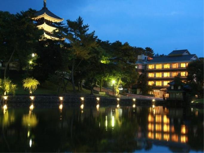 Sarusawaike Yoshidaya, Nara