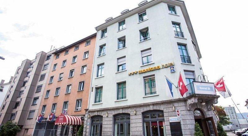 Hotel Montana Zürich, Zürich