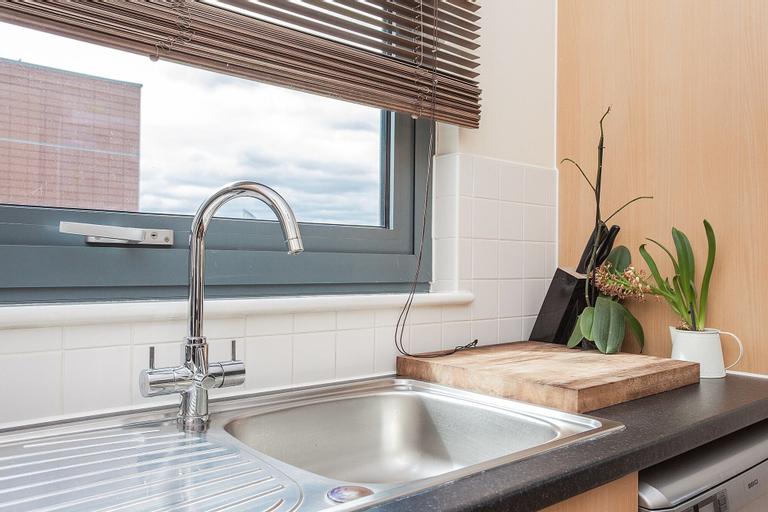 Modern 2 Bedroom Flat Close to Old Street, London