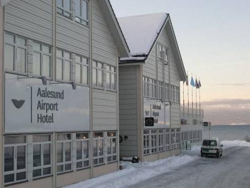 Aalesund Airport Hotel, Giske