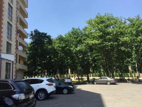 Mori Plaza,