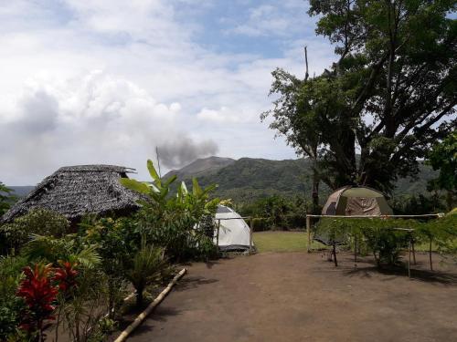 Tanna Saratuan Camping Site, Whitesands