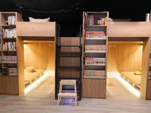 MeTime BookCafe, Kuala Lumpur