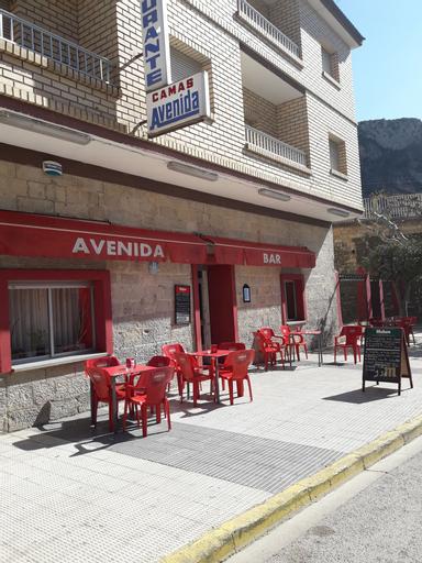 Hostal restaurante Avenida, Zaragoza