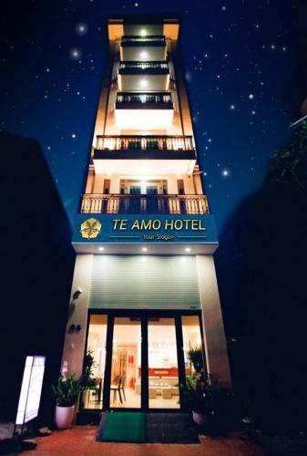 HOTEL TE AMO, Hải An