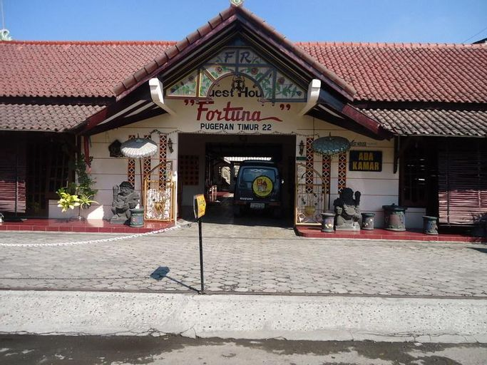 Fortuna Guest House, Yogyakarta