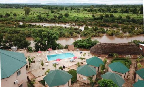 HOTEL LES COCOTIERS, Kédougou