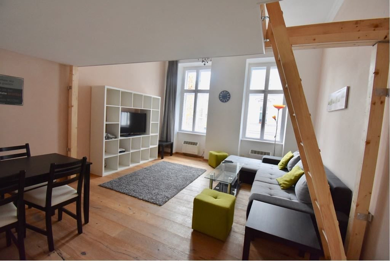 Apartment Bank Austria Campus, Wien