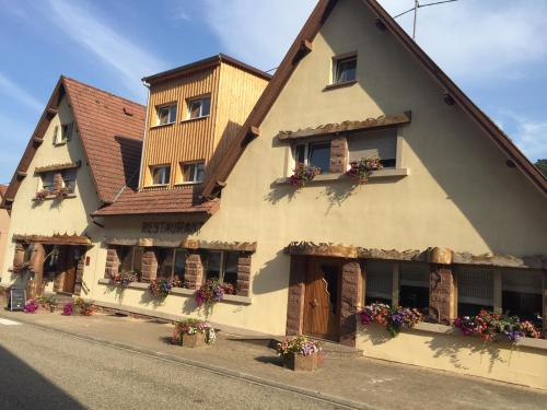 Hotel Restaurant La Couronne by K - Room Service Disponible, Bas-Rhin