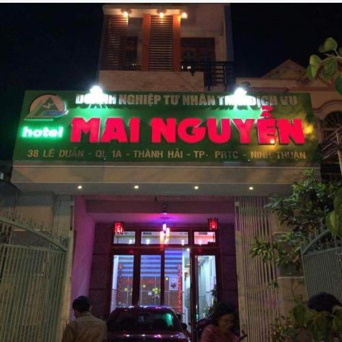 khach san Mai Nguyen, Phan Rang-Tháp Chàm