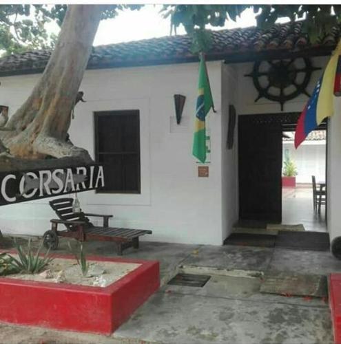 Hotel Posada La Corsaria, Dependencias Federales