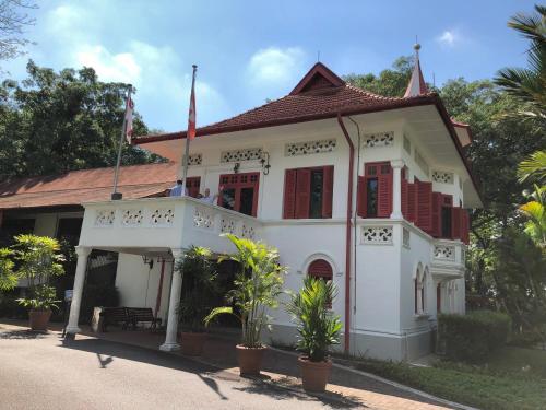 Swiss Club Guesthouse, Singapore, Bukit Timah
