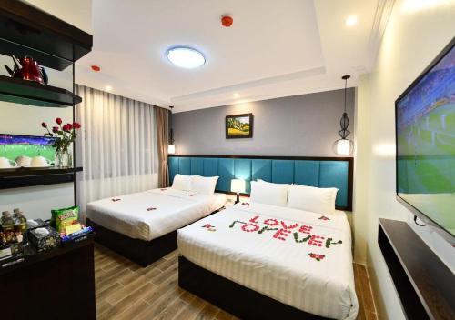 sos hotel, Đức Hòa