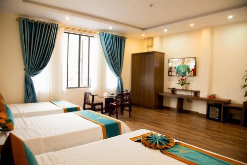 city hotel, Lào Cai