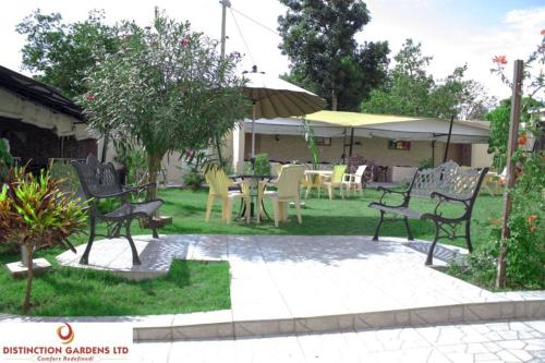 Distinction Gardens-Siaya, Alego Usonga