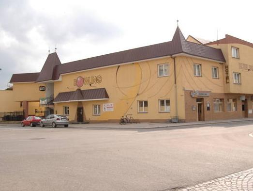 Wellness Hotel Tatra (Pet-friendly), Hradec Králové