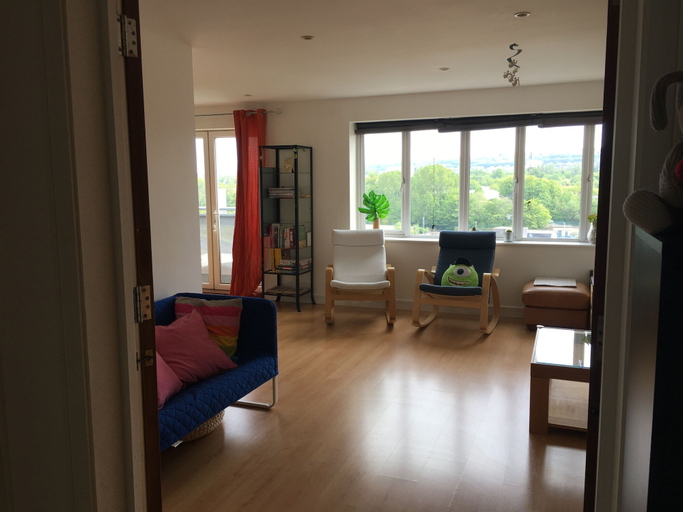 Modern 2 bed flat - Stunning river views, Newcastle upon Tyne