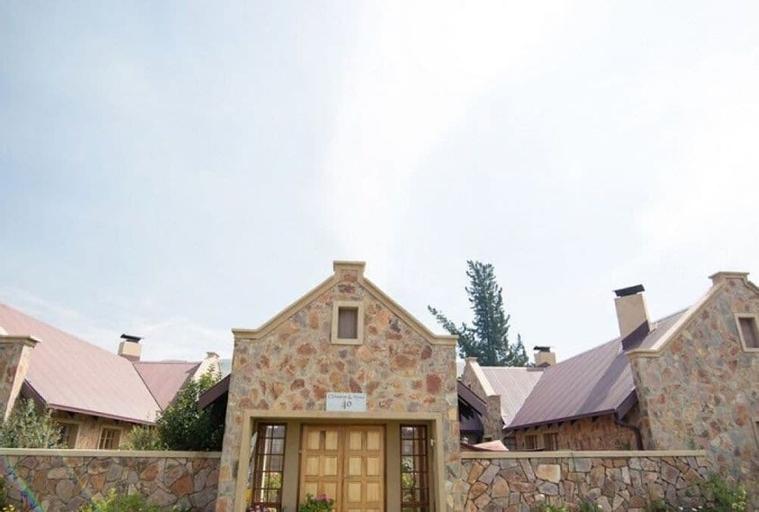 Ahh Chimneys and Roses, Nkangala