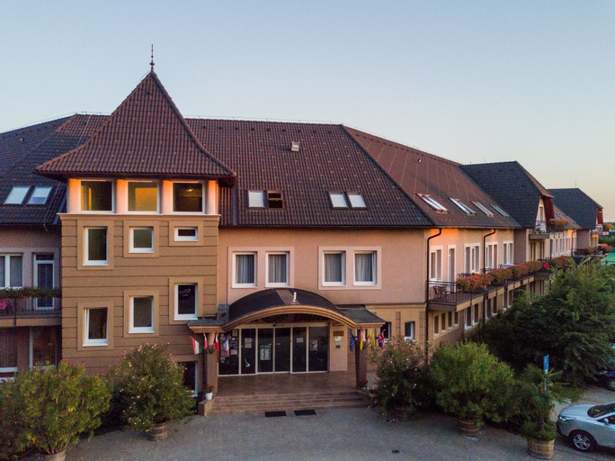 Granada Konferencia Wellness Sport Hotel, Kecskemét
