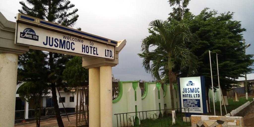 Jusmoc Hotel, Nkoranza