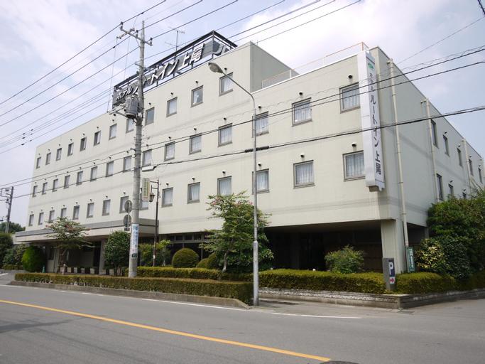 Hotel Route-Inn Ageo, Okegawa