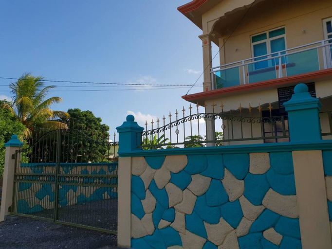 Apartment With 2 Bedrooms in Souillac, With Wonderful sea View and Enclosed Garden,