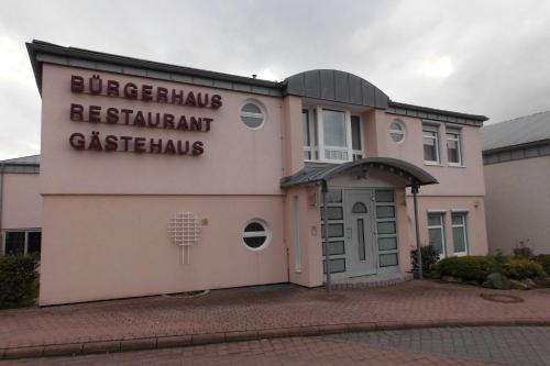 Burgerhaus Reichensachsen, Werra-Meißner-Kreis