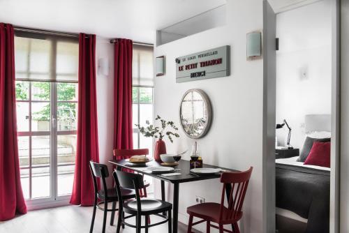 Appartements - Le Logis Versaillais, Yvelines