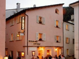Hotel Centrale, Bernina