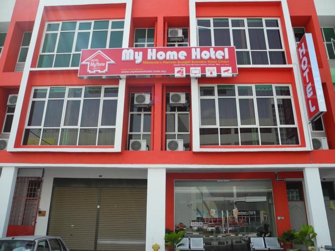 My Home Hotel Ipoh Station 18, Kinta