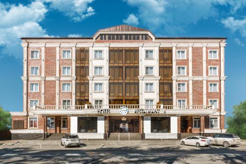 Carat Hotel, Krasnodar gorsovet