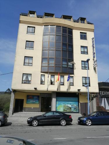 Pension Teyma, A Coruña
