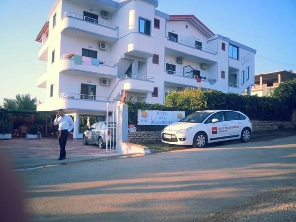 Hotel Vila Park Bujari Ksamil, Sarandës