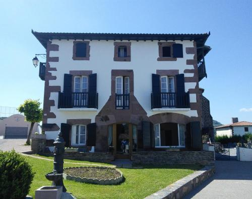 Hotel Camou, Pyrénées-Atlantiques