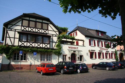 Gastehaus Hebinger am Schlosspark, Bad Dürkheim