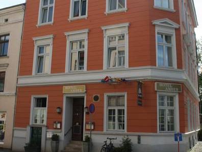 Hotel Amber Altstadt, Vorpommern-Rügen