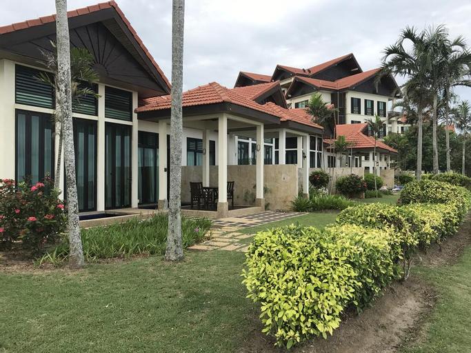 Sunset Seaview Beach Villas & Spa Suites @ Nexus Karambunai, Kota Kinabalu