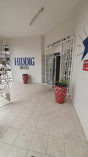 Hiddig Hotel, Garissa Township