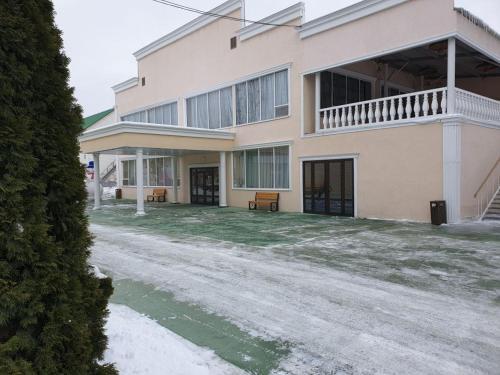 Park Hotel Uralsk, Zelenovskiy