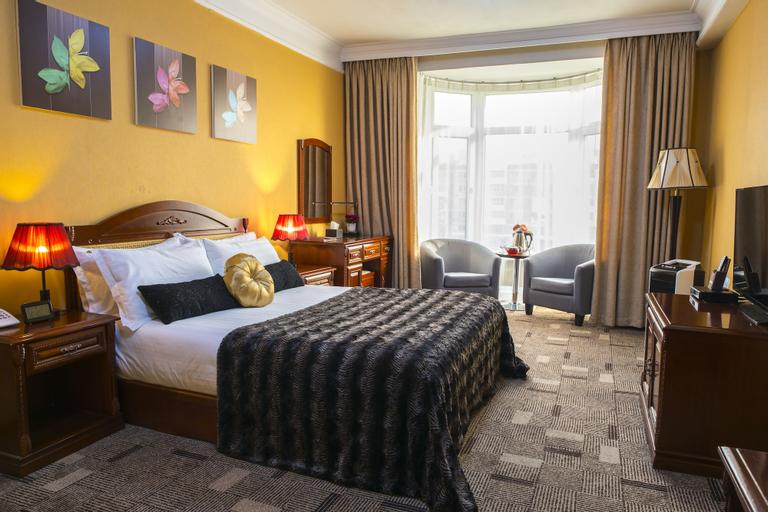 New West Hotel, Ulan Bator