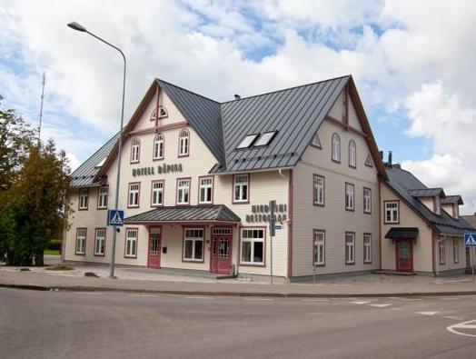 Hotell Rapina, Räpina