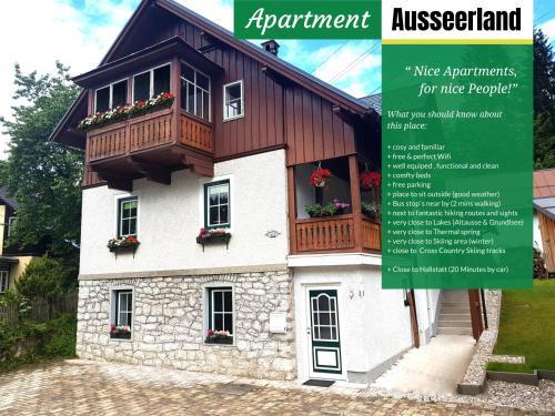 Apartment Ausseerland - willkommen bei Freunden, Liezen
