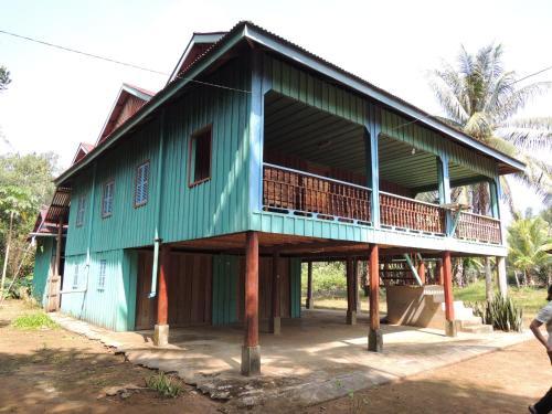 Marbled Cat Guesthouse, Botum Sakor