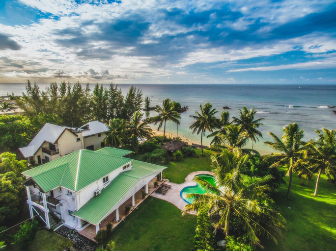 Ocean Beach Villa,